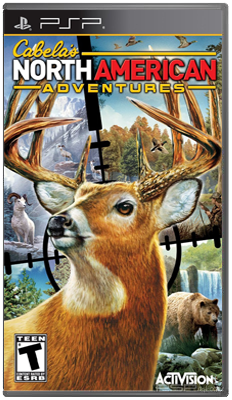 Cabelas North American Adventures 2011 [ENG] [FULLRip] [CSO]