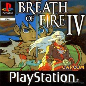 Breath of Fire 4 [RIP][RUS][PSX]