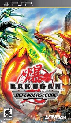 Bakugan: Defenders of the Core [Eng] [FullRip]