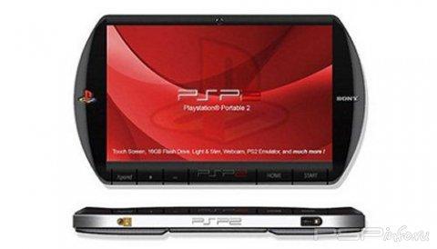 PSP2 - новые данные