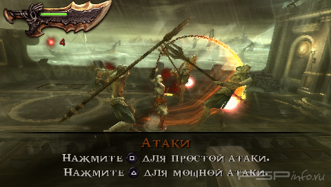 God of War: Ghost of Sparta [RUS]