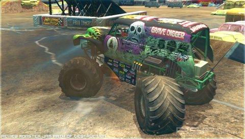 Обзор Monster Jam: Path of Destruction от Nazaro4eG