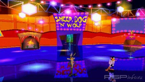 Looney Toons Sheep Raider [RIP][ENG][PSX]
