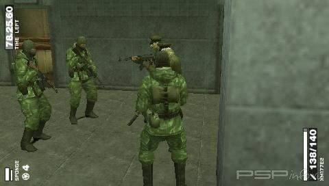 Обзор Metal Gear Solid: Portable Ops
