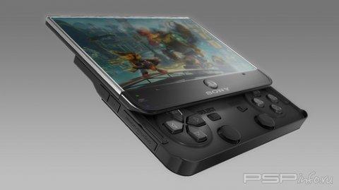 PSP2 существует - EA
