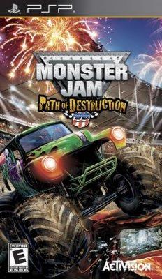 Monster Jam: Path of Destruction [ENG]