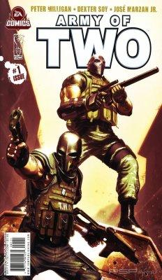 Army Of Two [Comics][2010]