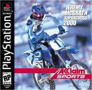 Jeremy McGrath SuperCross 2000 [RUS] [PSX]