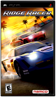 Ridge Racer [FULL] [ENG]