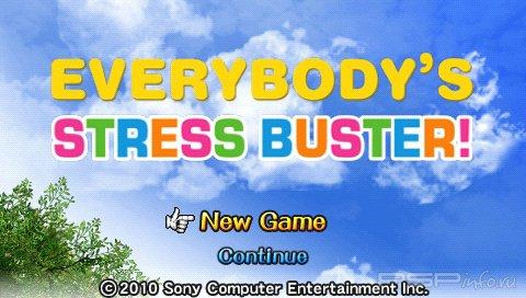 Everybody's Stress Buster [Patched] [FULL] [ENG]