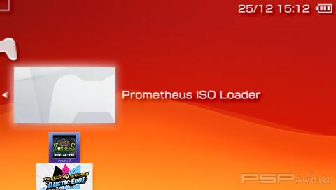 Prometheus ISO Loader для 6.20-A (HEN)