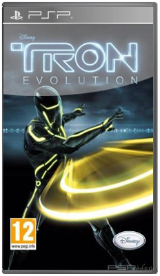 TRON: Evolution [RUS][RIP][CSO]