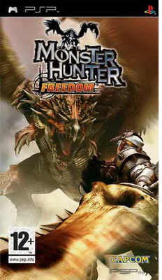 Monster Hunter Freedom [ENG][CSO]