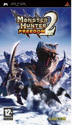 Monster Hunter Freedom 2 [ENG][CSO]