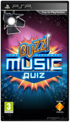Buzz!: The Ultimate Music Quiz [EUR][ISO][FULL]