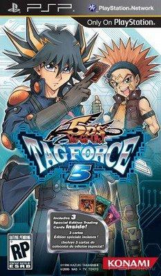 Yu Gi Oh 5Ds Tag Force 5 [JPN][FULL]