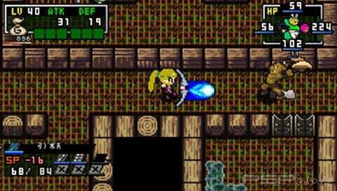 Classic Dungeon X2 [JPN]
