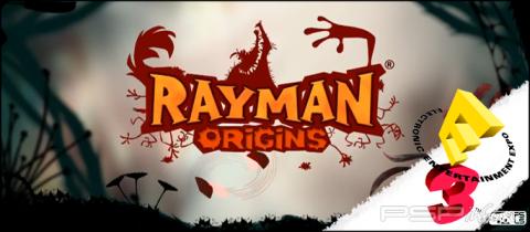Rayman Origins: новое видео