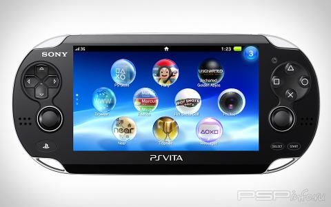 Демонстрация PlayStation Store на PS Vita