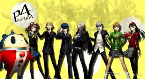 Persona 4: The Golden - 6 новых скриншотов