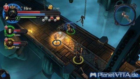 dungeon hunter alliance обзор
