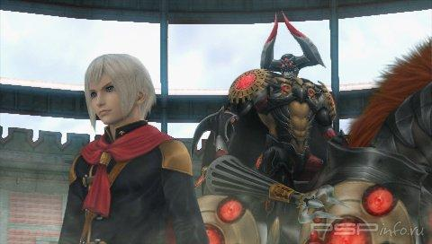 ������� ���� Final Fantasy Type-0 � Famitsu