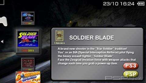 Soldier Blade [ENG]