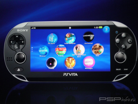 PlayStation Vita осталась без Flash