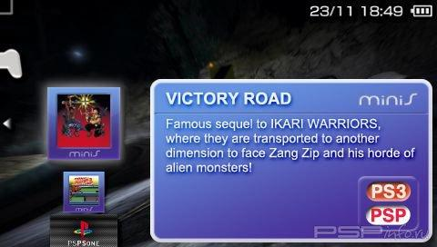 Victory Road [ENG]