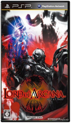 Lord of Arcana [DLC]