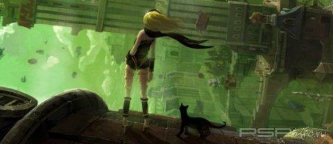 Gravity Rush - лучшая игра по оценкам Famitsu