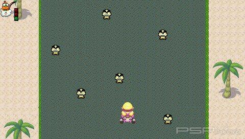 Mario Kart PSP 2.8 [HomeBrew]