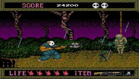Splatterhouse [ENG]