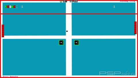Pong Remake [HomeBrew]