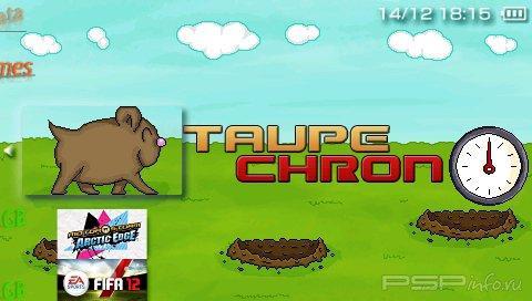 Taupe Chrono v1.0 [HomeBrew]