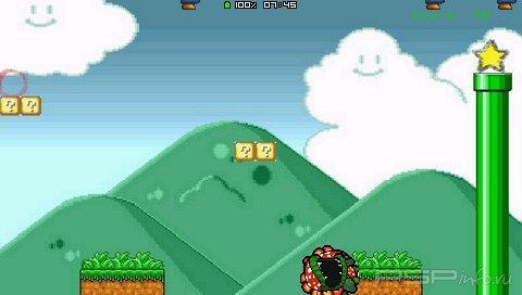 Mario Eater [HomeBrew]
