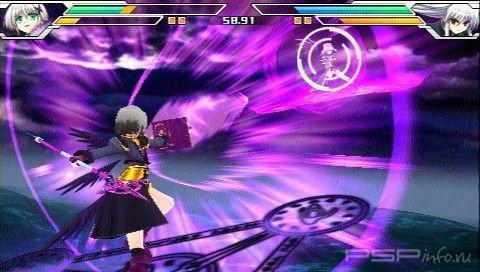 Magical Girl Lyrical Nanoha A's Portable: The Gears of Destiny - новые скриншоты
