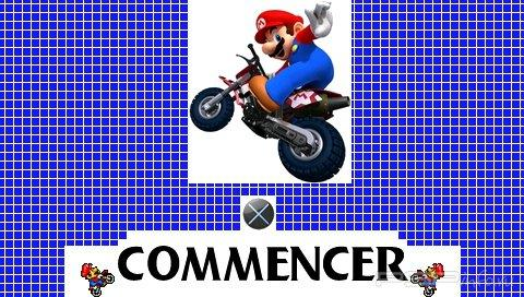 Mario MotoCross [HomeBrew]