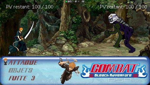 Bleach Adventure v0.2 [HomeBrew]