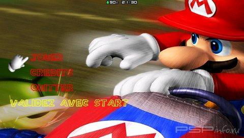 Mario Kart 64 v3.0 [HomeBrew]