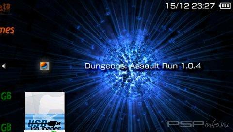 Dungeon Assault Run v1.0.4 [HomeBrew]