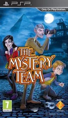 The Mystery Team [ENG]