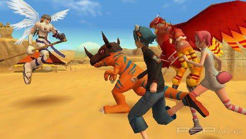 Digimon World Re: Digitize - новые скриншоты