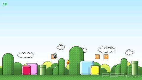 Jump Luigi v1.0 [HomeBrew]