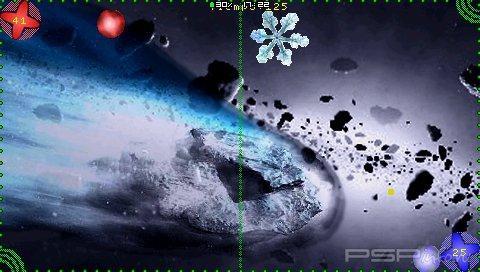 Asteroid Barrier [HomeBrew]