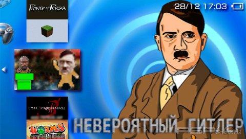 Hitler Mario (Amazing Hitler) [HomeBrew]