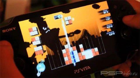 Lumines: Electronic Symphony - интервью с разработчиками игры