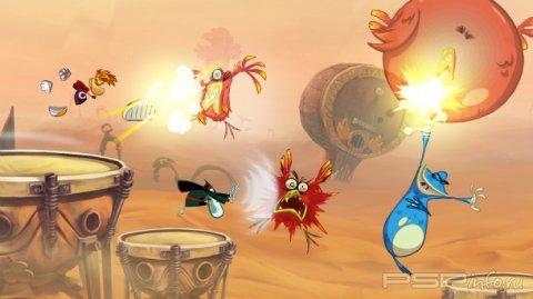 Rayman Origins: 10 способов надуть врагов - трейлер