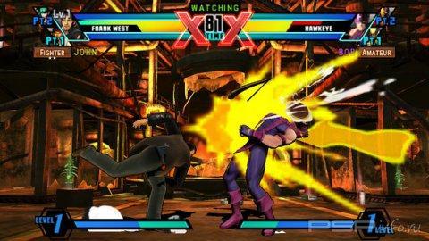 Ultimate Marvel vs. Capcom 3: новые скриншоты игры