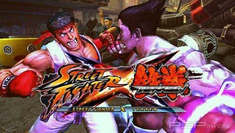 Street Fighter X Tekken: пасхалки и скрытая реклама на различных уровнях - видеоролик